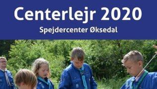 Invitation til Centerlejr 2020