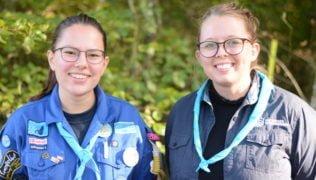 Hvem er vores to nye projektmedarbejdere, Alberte og Lise?