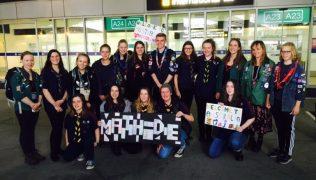 Tag på Spejder-udveksling i Australien