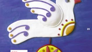 Lav en fredsdue – KarantæneSpejd
